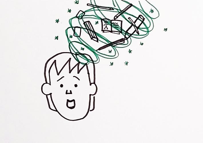Seminare und Coaching in Hamburg zum Thema visuelle Moderation, Visualisierung und Sketchnotes